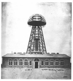 300px-Tesla_Broadcast_Tower_1904