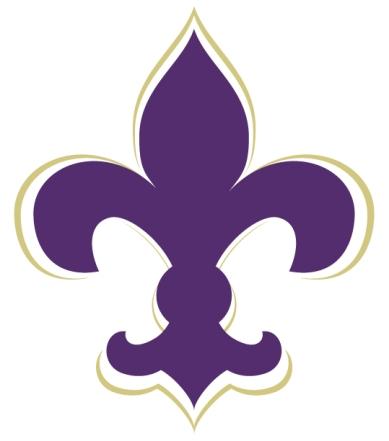 Fluer-de-lis_Purple_Notre-Dame-Official-Spirit-Identifier