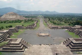 Резултат с изображение за teotihuacán