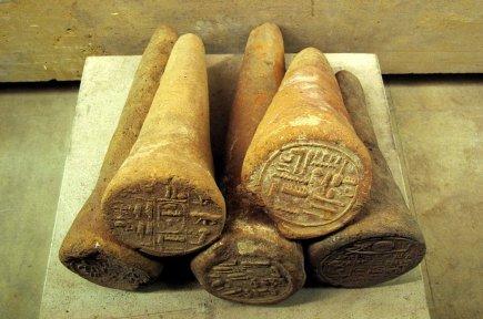 Funerary-Cones