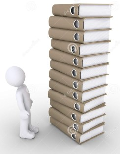 person-lot-paperwork-d-looking-up-big-pile-folders-39133616