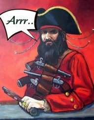 Image result for pirate argh