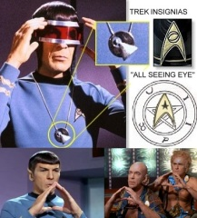 Image result for star trek freemasonry