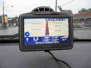 Image result for sat nav no signal