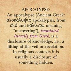 apocalypse definition