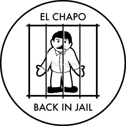 back in jail