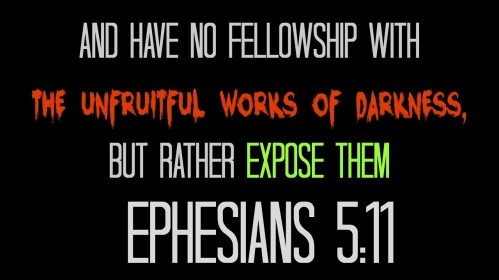 ephesians 5 11