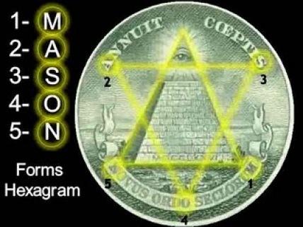 mason hexagram
